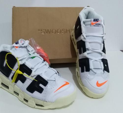 fb9b888b98003 Zapatilla   Sneakers Off White® X Nike Air More Uptempo