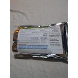 Bolsa Aluminizada Con Ziploc  Cloruro De Magnesio1000 Gramos