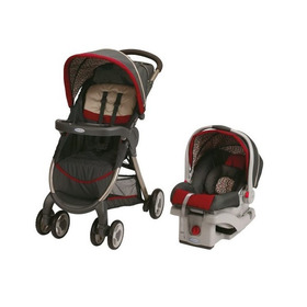 6ebef3dd5 Coche Travel System Srck 30 Fast Action Fold Finley - Graco