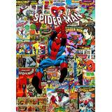 Spiderman Hombre Araña Comic Colección Digital Envia Correo