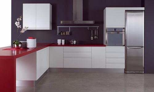 Reposteros Para Cocina Muebles En Melamina Modernos S/.849 ...