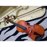 Nuevo Violin Atigrado..!!! Con Accesorios.:!!! Completos..!!