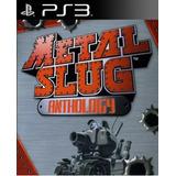 Metal Slug Anthology Digital Ofer3 Ps3pk Ps3 Neogamez
