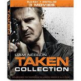 Blu Ray Taken Búsqueda Implacable Colección De 3 Películas