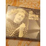 Led Zeppelin Bath 1970