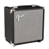 Amplificador Fender Rumble 15 Combo Para Bajo 15 Wats