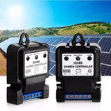 Controlador De Carga 10a Panel Solar Cargar Baterías 6v/12v