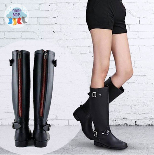 la mejor actitud varios estilos nueva productos calientes Botas De Lluvia Americanas Para Dama., Compra y Venta