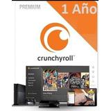 Crunchyroll Premium Cdd17meses