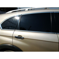 Chevrolet Captiva 2011 - 2013 Marco Cromado Tipo C