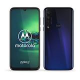 Motorola Moto G8 Plus 64gb 4gb Ram (48mp+16mp+5mp) - Azul