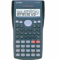 Calculadora Cientifica Casio 240 Funciones 350ms Gift