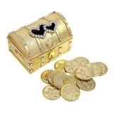 Arras De Boda - Juego De Monedas De Boda Con Caja De Corazó