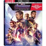 Avengers Endgame Blu-ray 4k Uhd Target Digipack   En Stock