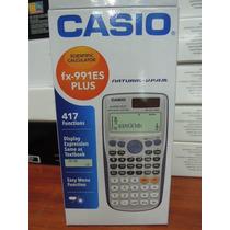 Calculadora Científica Casio Fx-991la Plus - Pantalla Solar