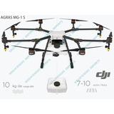 Drone Para La Fumingación Agrícola Agras Mg-1s Rtk Agrícola
