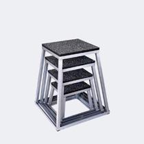 Caja Pliométrica Crossfit Importada  4 Piezas