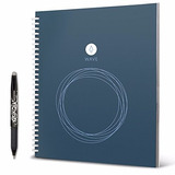 Rocketbook Wave Smart Notebook - Cuaderno De Hojas Ilimitada