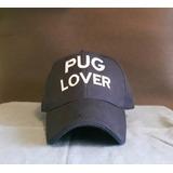 Gorras Razas Perros - Pug, Chihuahua, Bulldog, Pit Bull