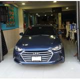 Hyundai Elantra 2017 + Mecánico + Full Equipo $14.000