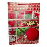 Bolsa Navidad Para Regalo 44 Cm Hogar Decoracion Amor