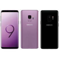 Samsung Galaxy S9 64gb 4gb Ram 12 Mpx 3000 Mah And.8.0 5.8pl