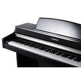 Piano Digital Kurzweil De 88 Teclas Con Mueble Mp10fs