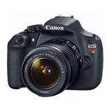 Canon T5+ 18-55 100%  (10 De 10) Tienda