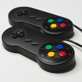 Promocion 2x 29 Soles Mando Super Nintendo Usb Para Pc Win