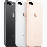 Iphone 8 Plus De 64gb Libre 4g Lte Gtia Apple Caja Sellada M