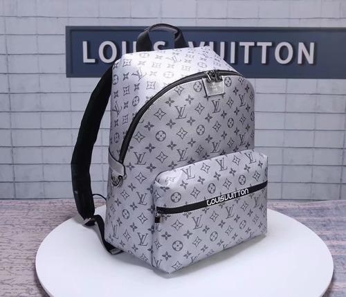 61abb9c2d Mochila Louis Vuitton Lv Gucci Versace Mcm Fendi