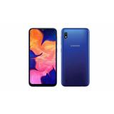 Samsung Galaxy A10 32gb Caja Sellada / 5 Tiendas Fisicas