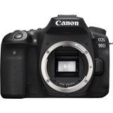 Cámara Canon Eos 90d Solo Cuerpo 32.5mp 4k Nuevo Modelo