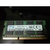 Memoria Ram 8 Gb Ddr3 Laptop  Samsung Original  /no Generico