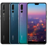 Huawei P20 Pro 128gb 6gb Ram 40mp+20mp+8mp Libre De Operador