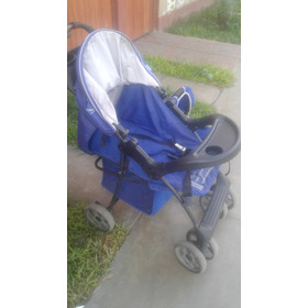 9dee99c9d Coche Para Bebe Marca Infanti Mas Silla Portable Usado S/250