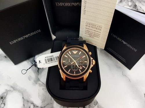 1f1d1a6f3f5 Reloj Emporio Armani Ar6066 Sellado Nuevo Original En Caja