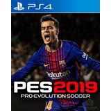 Pes 19 Pro Evolution Soccer 2019 Pes 2019 Ps4 Digital Gcp