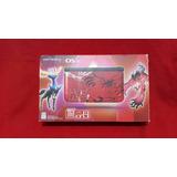 3ds Xl Consola Pokemon X-y En Caja