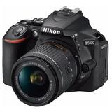 Cámara D5600 Nikon 18 55mm  Vr Nuevas Miraflores