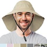 a175121eb32fd Sun Cube Premium Sombrero De Sol Al Aire Libre Para Hombr