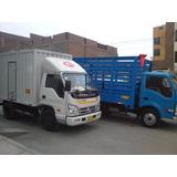 Servicio De Transporte Carga En Lima Y Mudanzas A Provincias