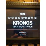 Fábrica Nueva Korg Kronos Ii