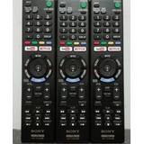 Control Remoto Para Tv Lcd/led Sony Bravia Smart 4k Original