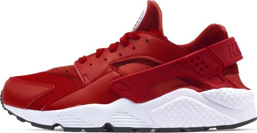 Zapatillas Nike Hombre Huarache Rojo Originales Usa. S . 399 a622d3e620e