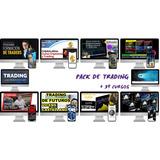 Pack Trading, Binarias, Futuros & Criptomonedas 40 Cursos