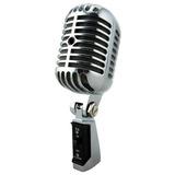 Microfono Vintage Tipo Shure 55sh Condensador Excelente