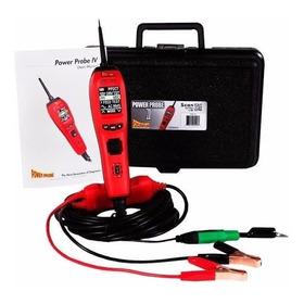 Power Probe 4 Punta Logica Oferta Prueba Pulso De Inyectores