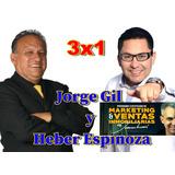 Pack Bienes Raices Heber Espinoza +jorge Gil + Bono