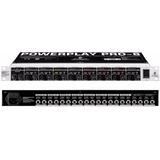 Amplificador De Audifonos Behringer Ha8000 8 Canales Envios!
